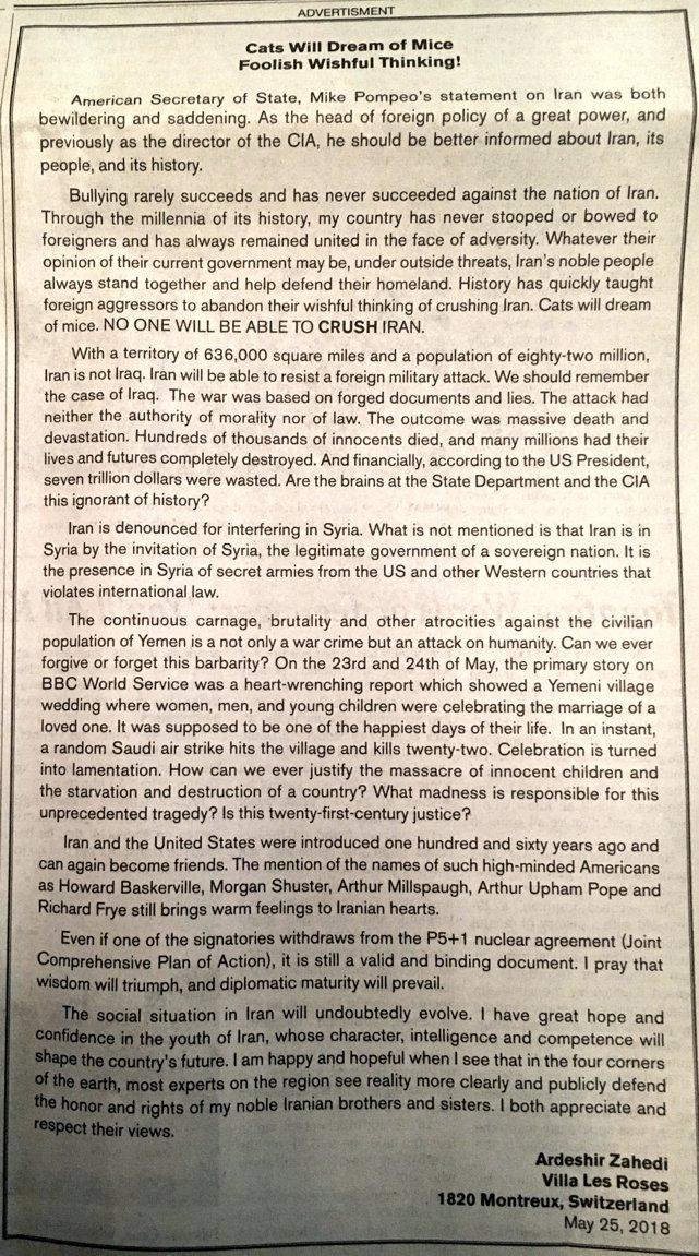 Ardeshir Zahedi - NY TimesMay 31, 2018.jpg