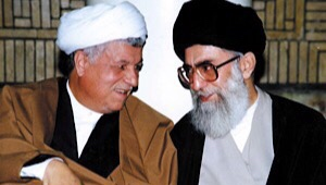 RafsanjaniKhamenei