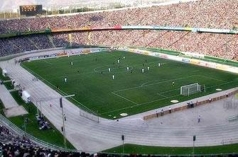 قیمت بلیت طبقه اول ورزشگاه آزادی